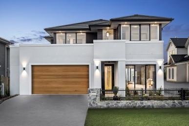 Double Storey House Designs Sydney Wisdom Homes