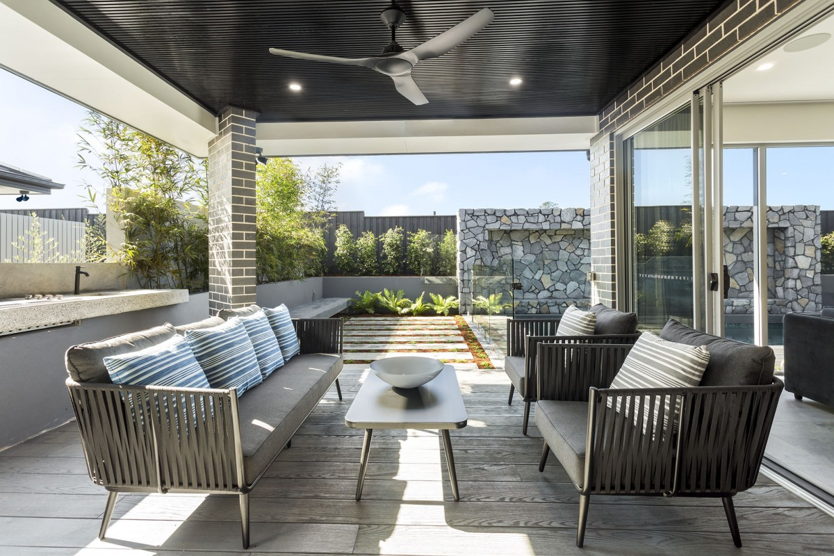 Aspiration 36 - Outdoor Living