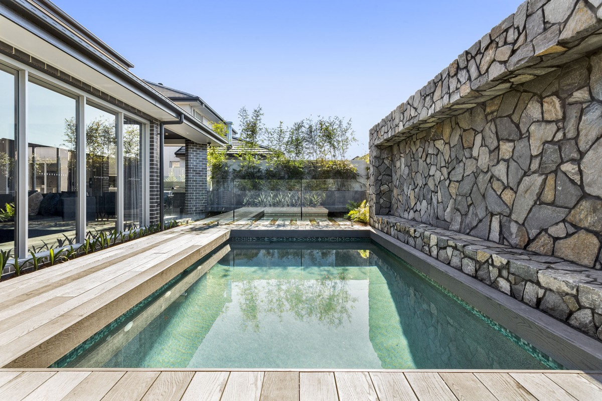 Aspiration 36 - Outdoor Pool